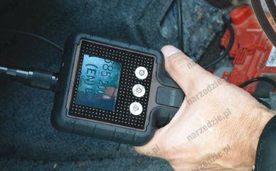 Wideoskop - kamera inspekcyjna 4.9 mm / 1.0 m