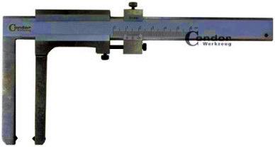 Suwmiarka do tarcz hamulca 0-60 mm